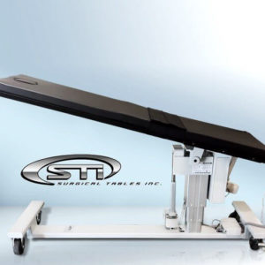 STI Streamline 5 C-Arm Table
