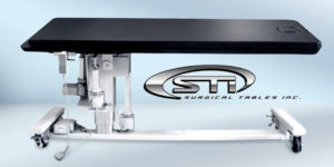 STI Streamline 1 C-Arm Table